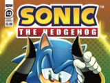 IDW Sonic the Hedgehog Issue 43