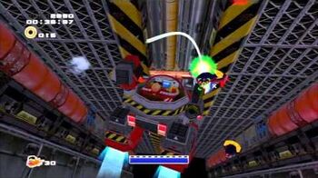 Sonic_Adventure_2_(PS3)_Iron_Gate_Mission_2_A_Rank
