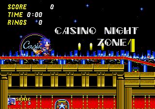 Casino Night Zone (Sonic the Hedgehog 2)
