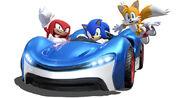TSR Team Sonic