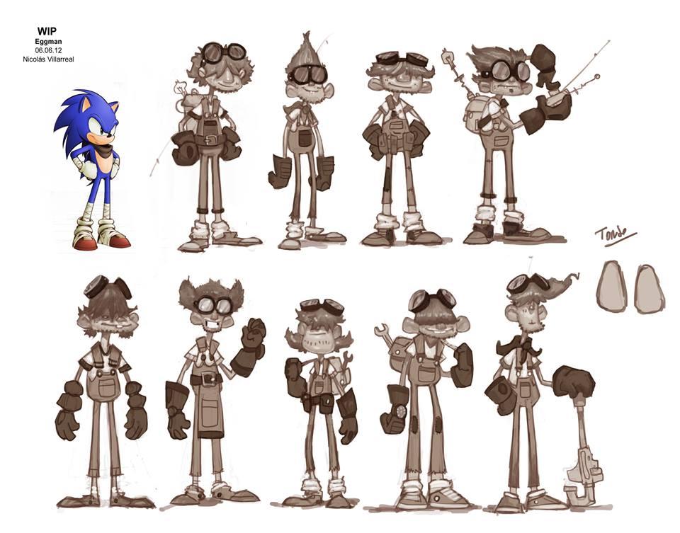 Doktor Eggman (Sonic Boom)/Galeria