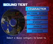 SA2 Sound Test