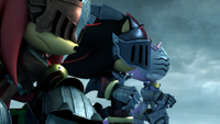 SATBK Shadow Blaze and Knuckles 3