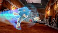 SB S1E22 Sonic dash