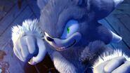 Sonic-werehog