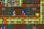 Sonic Advance Badnik Mogu