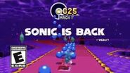 Sonic Mania Accolades Trailer
