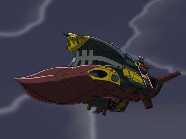 Egg Carrier (Sonic X)