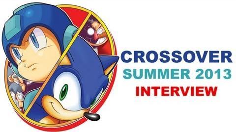 Sonic_&_Megaman_Crossover_Comic!_When_Worlds_Collide_-_Editor_Paul_Kaminski_Interview