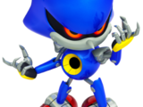 Metal Sonic (Mundo de Classic Sonic)