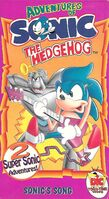 AoStH US VHS Sonic'sSong
