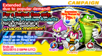 Extended Chaotix Event