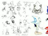 Metal Sonic/Galería