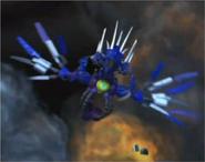Metal Overlord Flying