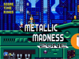 Metallic Madness Zone