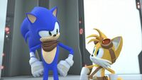 S1E11 Sonic Tails 2