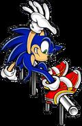 SA2 Sonic Grind