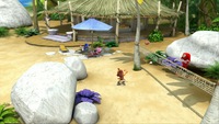 SB S1E03 Sonic's Shack Vollyball
