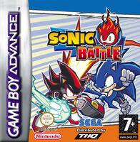 SonicBattle UK Box