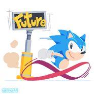 Sonic Channel - Sonic CD 28th