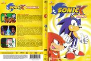 Sonic X AUS DVD 9