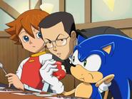 Sonic X ep 10 14