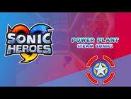 Power Plant (Team Sonic) - Sonic Heroes