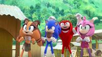 SB S1E40 Team Sonic cheer