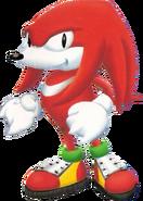 Sega World Knuckles