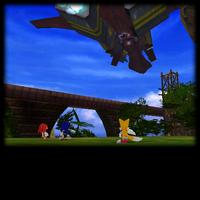 Sonic Adventure Credits (Sonic 13)