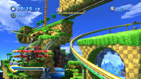 Sonic Generations Tails Challenge 02