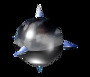 Spike ball SA