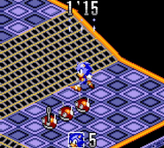 Labyrinth of the Factory Zone 1 04