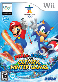Mario and Sonic at the Olympic games official cover.jpg