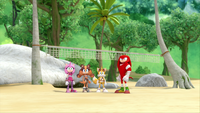 SB S1E19 Team Sonic watch