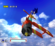 Sky Chase Act 1 DX 22