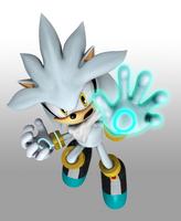 Sonic Rivals 2 - Silver
