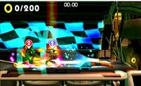 Sticks-bot race