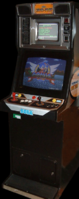 MegaPlay ArcadeCabinet Sonic1