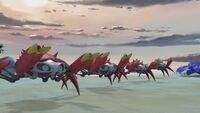 S1E20 crabs beach