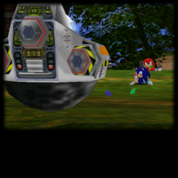Sonic Adventure Credits (Knuckles 14)