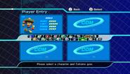 Zero Gravity Character Select 16