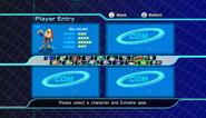 Zero Gravity Character Select 17