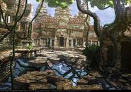 Jungle Joyride koncept 8