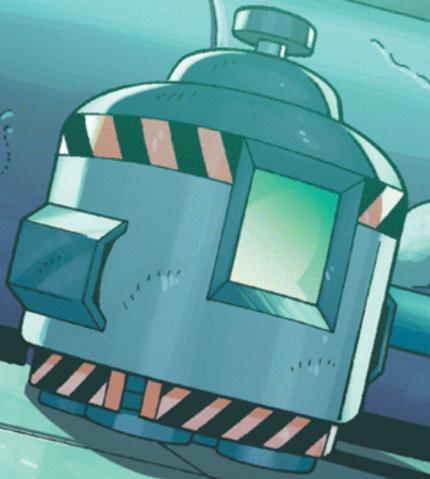 Prison Egg (Pre-Super Genesis Wave)