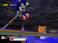 Sky Chase Act 2 DC 16