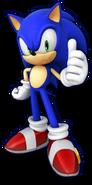 Sonic Dash Sonic