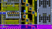 Sonic Mania - Chemical Plant Zone 7