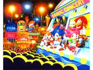 Sonic Screen Saver art 39