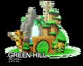 Green Hill 3DS